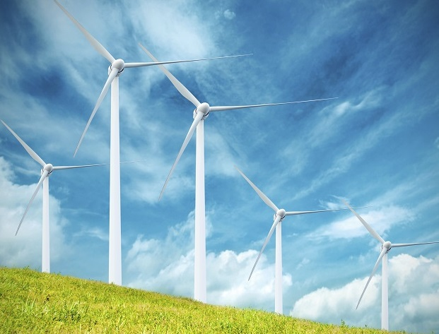 Wind electricity devices